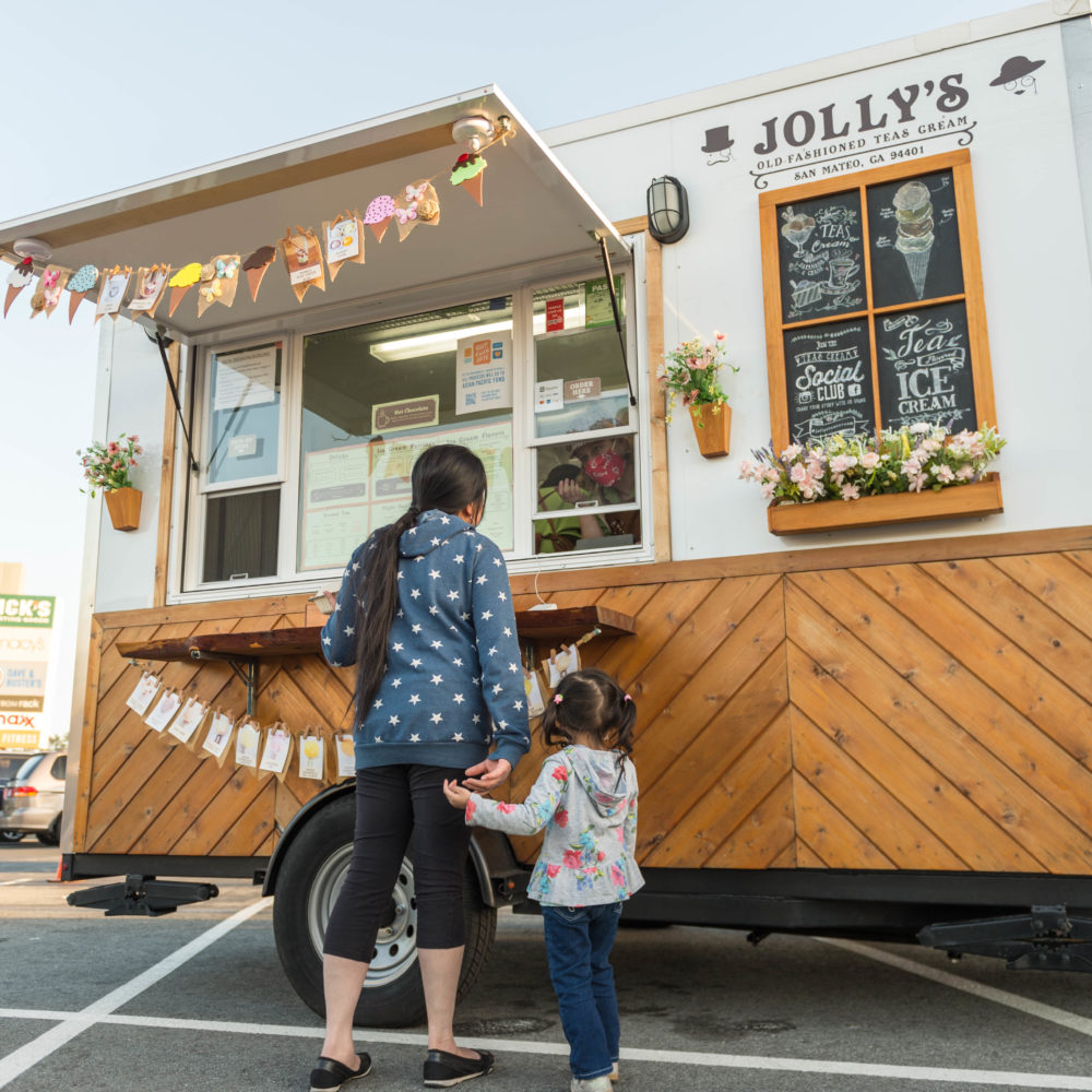 Jolly's at Off The Grid Daly City